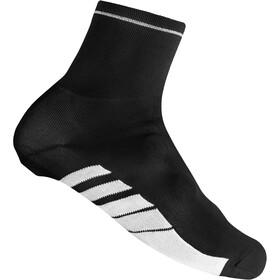 GripGrab Primavera - Cubrezapatillas - blanco/negro